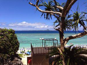 Badestrände im Urlaubsparadies Okinawa (Japan)