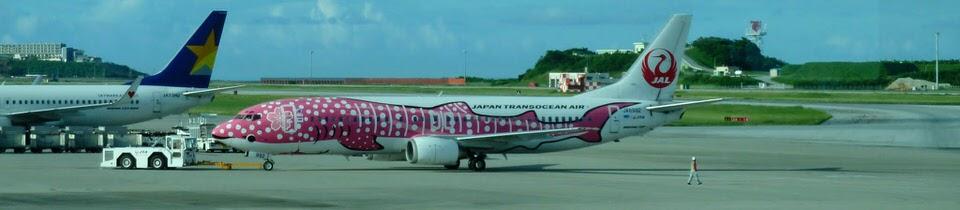 Okinawa Airport, Japan