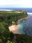 Nuchi Masu Cliff